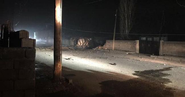 Üç noktada polise bombalı saldırı düzenlendi