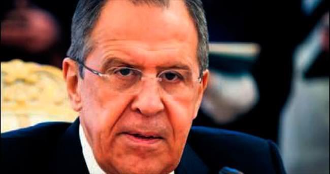 Lavrov: Türkiye'yi suçlamıyoruz