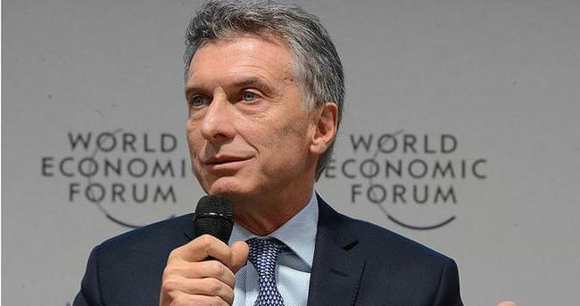 Panama belgelerinde Arjantin Devlet Başkanı Macri iddiası