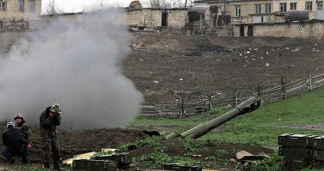 Ermenistan sivilleri vurdu: 1 ölü