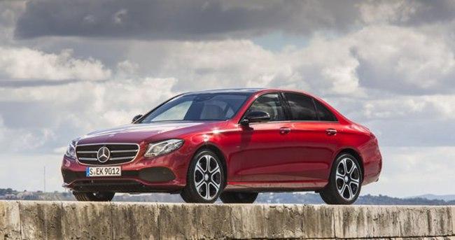 Mercedes-Benz'in yeni E-Serisi nisanda Türkiye'de