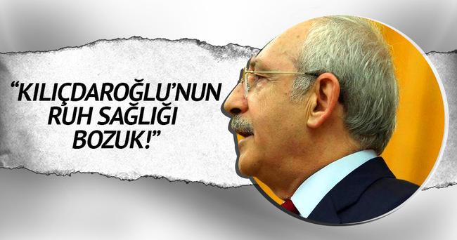 Kandemir: Kılıçdaroğlu'nun ruh sağlığı bozuk