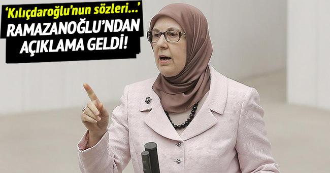'Kılıçdaroğlu'nun sözleri siyaset tarihimiz için kara bir lekedir'