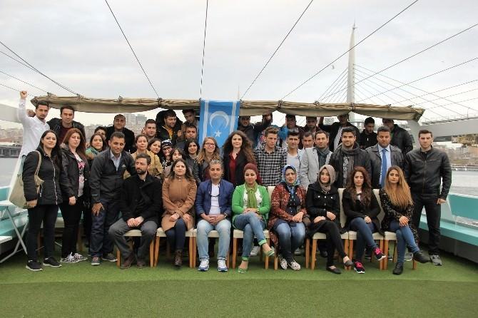Erbil Türkmenleri Yavuzaslan İle Bir Araya Geldi