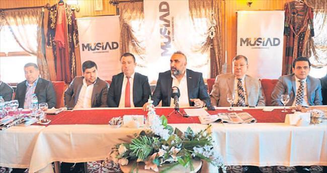 MÜSİAD'ın yeni hizmet binası 8 Nisan'da açılıyor