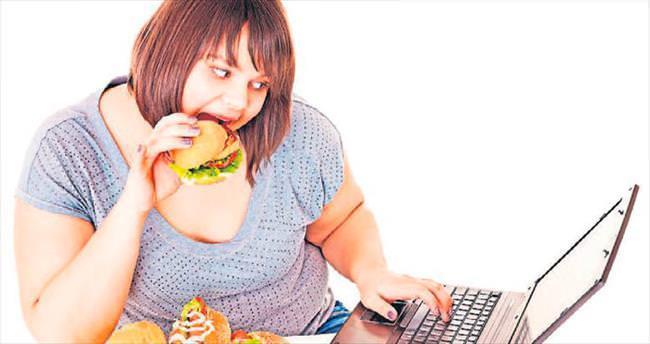 Fast-food alışkanlığı damarları zorluyor