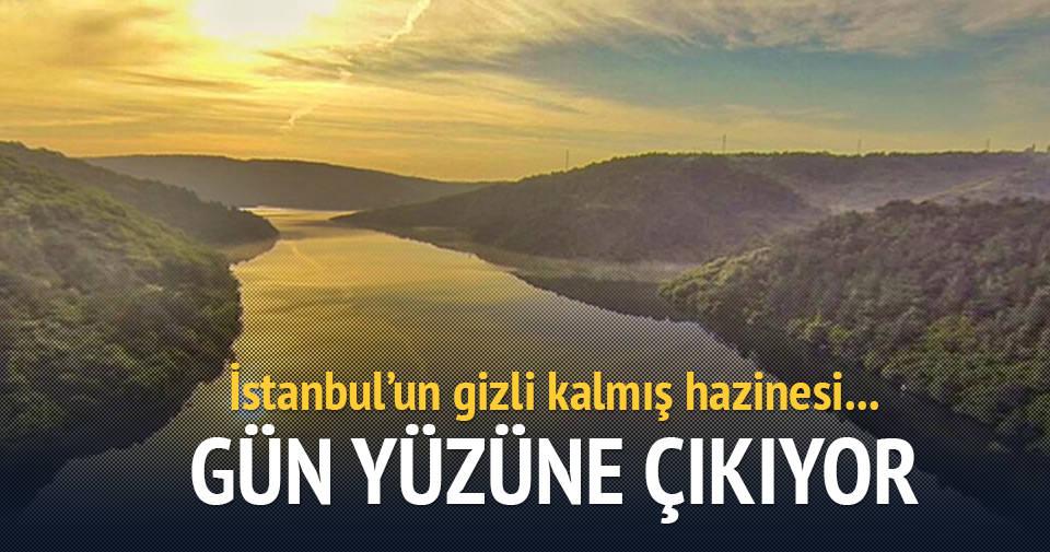 İstanbul'un gizli kalmış su hazinesi Sultangazi'de gün yüzüne çıkıyor