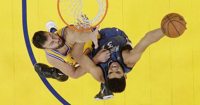 Warriors 9. maçını kaybetti