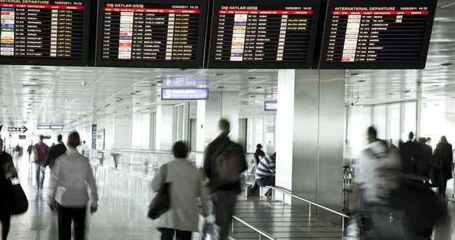 İstanbul Atatürk Havalimanı dünyada 11. sıraya yükseldi