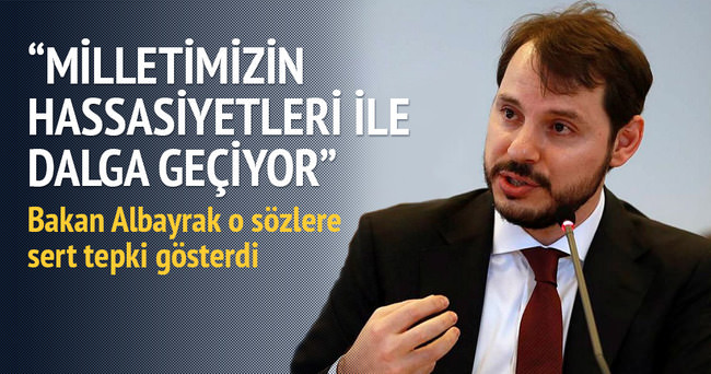 Bakan Albayrak: Kılıçdaroğlu milletimizin hassasiyetleri ile dalga geçiyor