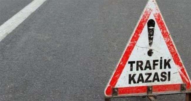 Malatya'da feci kaza: 2 kişi öldü, 1 kişi yaralandı