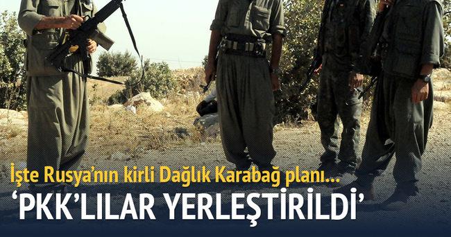 Rusya'dan Türkiye'ye karşı 'Dağlık Karabağ' planı!