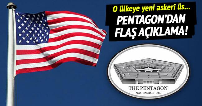 ABD'den Irak'a yeni askeri üs!