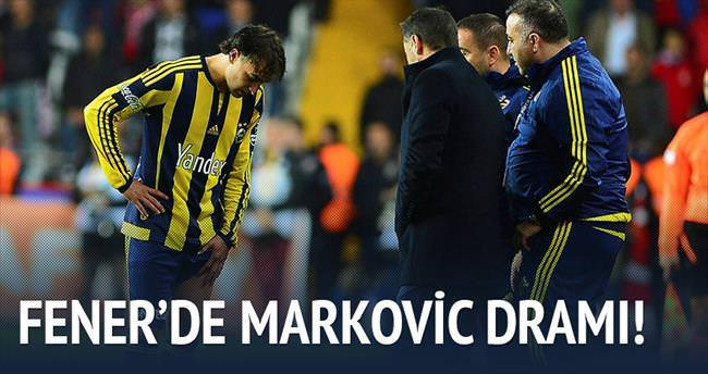 Markovic'in dramı