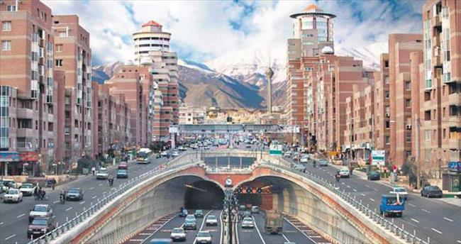 İhracatçılar Tahran'da ticaret merkezi kuruyor