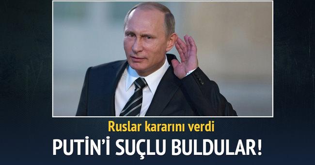 Rus Halkı kararını verdi