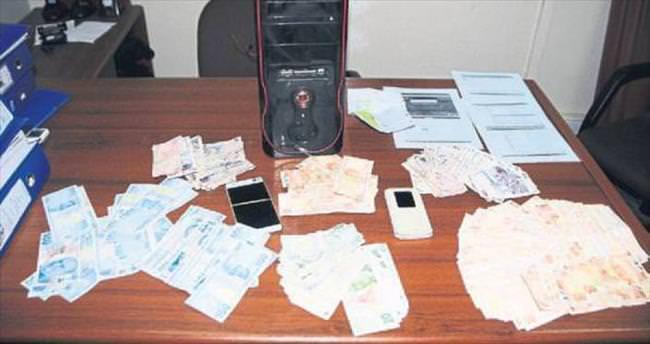 Adana'da yasadışı bahis oynatan 5 kişi yakalandı