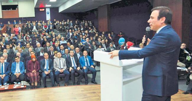 Sempozyum şehrinde uluslararası buluşma