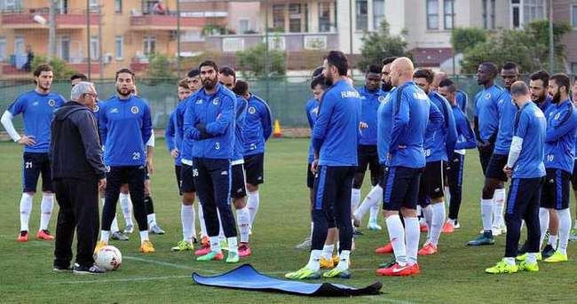 Alanyaspor'da tek hedef Süper Lig