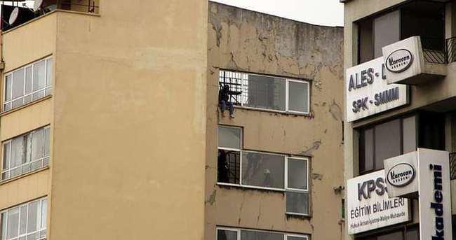 Beşiktaş'ta intihar