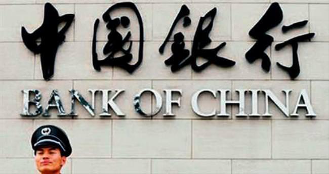 Çinli dev banka ilk adımı attı