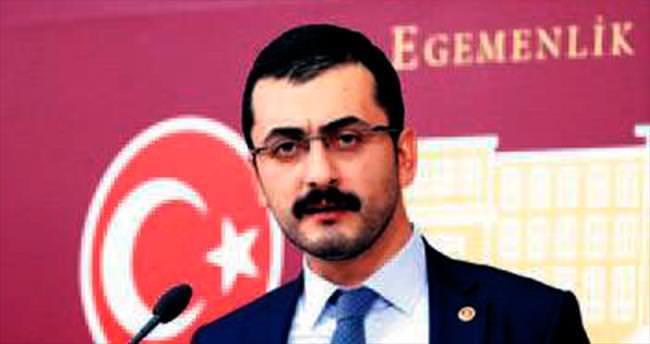 FETÖ'nün tetikçiliğini yapan CHP'li Eren Erdem baş şüpheli