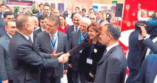 Aliyev Alanya'ya yakın ilgi gösterdi