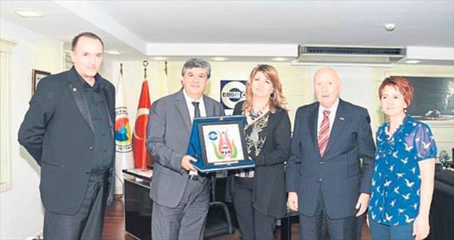 Bosna Hersek'ten İzmirli sanayiciye yatırım daveti