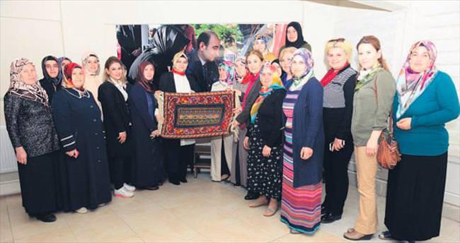 Bursa'da kadın dayanışması