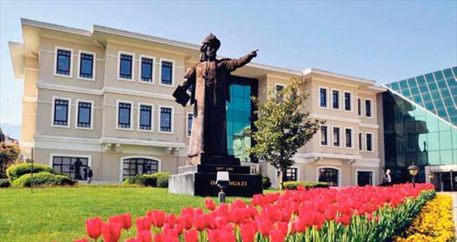 Osmangazi'de lale devri büyülüyor
