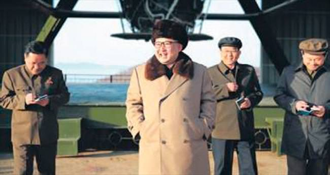 Kim Jong-un yine dünyayı ayaklandırdı