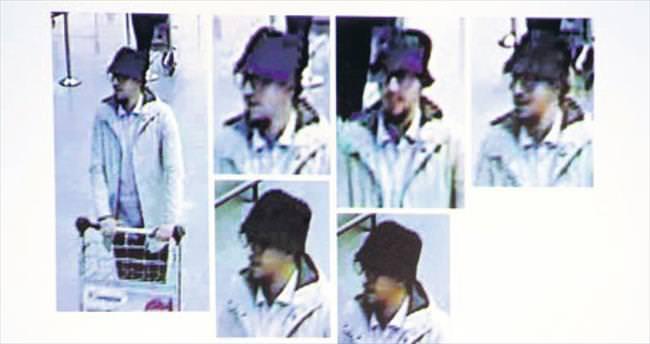 """""""Şapkalı terörist"""" olduğunu itiraf etti"""