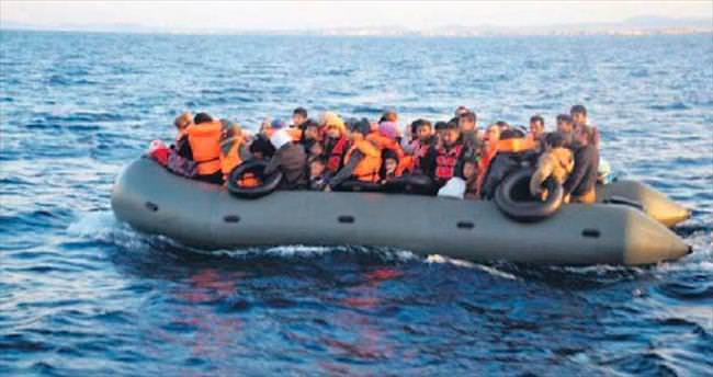 Ege'de bot faciası: 5 ölü