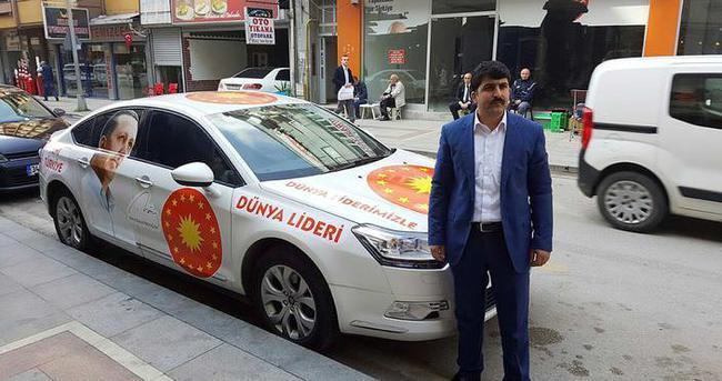 Eski DSP genel başkan adayı Erdoğan'a destek turuna çıktı