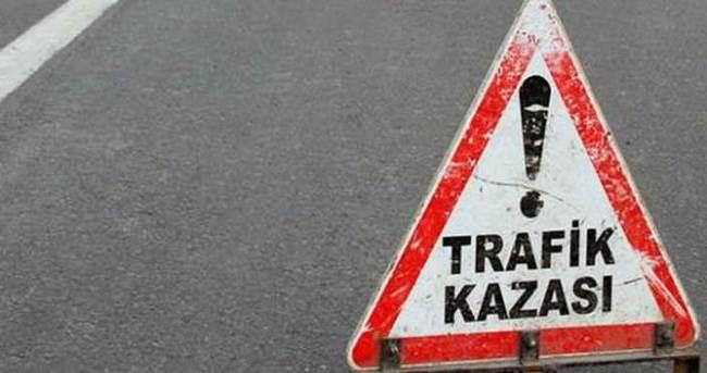 Antalya'da trafik kazası: 2 ölü 5 yaralı