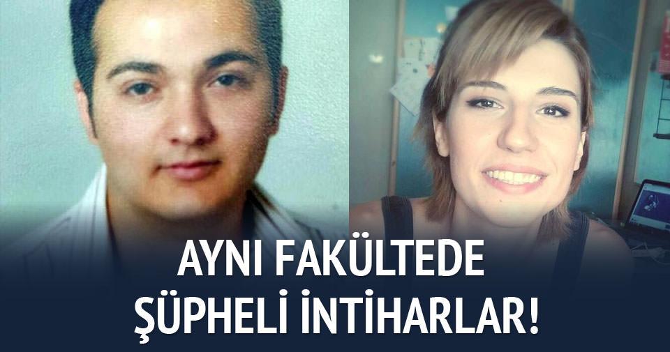 3 gün arayla aynı tıp fakültesinden 2 öğrenci intihar etti