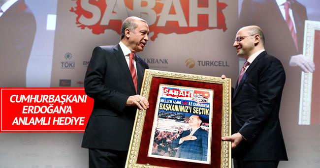 Erdoğan: O projeyi yapacağız