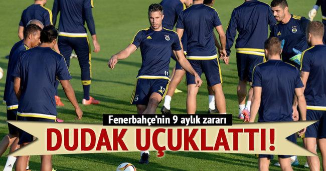 Fenerbahçe'nin 9 aylık zararı açıklandı
