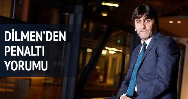 Dilmen'e göre Beşiktaş'ın penaltısı...