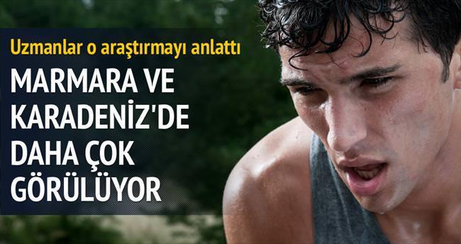 Astım en fazla Karadeniz ve Marmara'da görülüyor