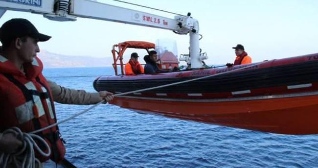 Deniz Kuvvetleri Komutanlığı, Ege Denizi'ndeki göçü engelledi