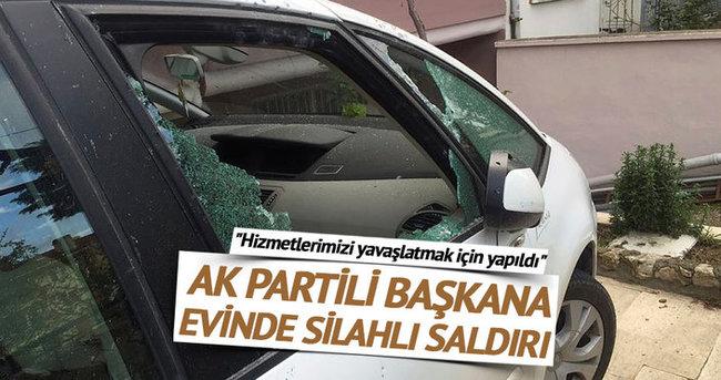 Çivril Belediye Başkanı Gürcan Güven'in evine silahlı saldırı