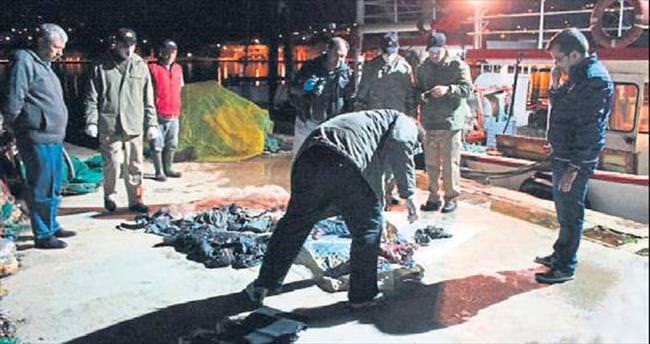 Balıkçıların ağına çocuk cesedi takıldı