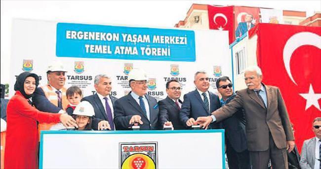 Tarsus'a milyonluk dev yatırım geliyor