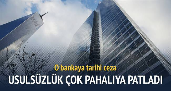 Goldman'a 5 milyar dolarlık tarihi ceza