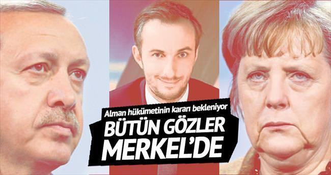 ZDF soruşturmasında gözler Merkel'de