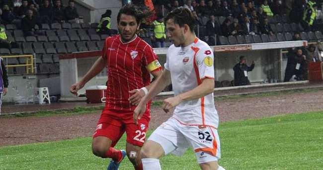 Adanaspor, Süper Lig'e koşuyor
