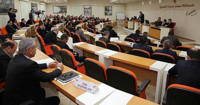 4.4 milyar TL'lik 337 kamu yatırımı projesi masaya yatırıldı