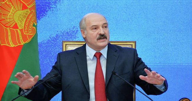 Belarus Cumhurbaşkanı Lukaşenko, İstanbul'a geldi