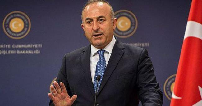 Bakan Çavuşoğlu, İslam İşbirliği Teşkilatı Zirvesinde konuk bakanlarla bir araya geldi